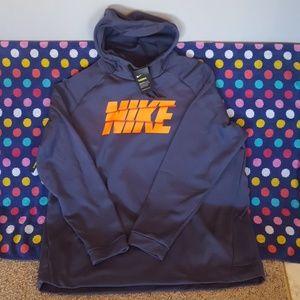 Men's dri-fit hoodie size 4XL Tall